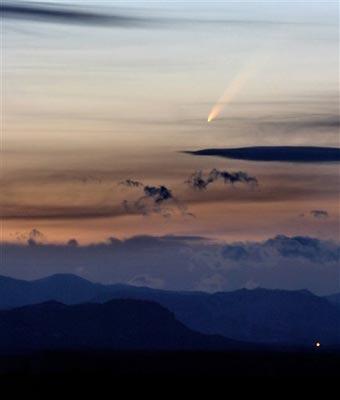 Комета МакНоут (McNaught)